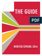 The Guide_WinterSpring 2014
