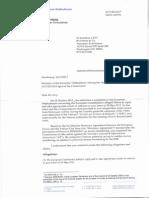 EU Response on Vatican Bank Holocaust Assets