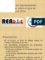 Informe REA+FEPUC