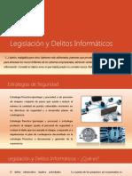 Legislación y Delitos Informáticos 1.1-1