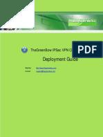 TheGreenBow VPN Client Software - Deployment Guide