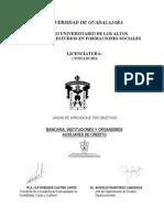 Bancaria Instituciones Organismos Auxiliares Credito