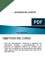 Curso Habilidades Auditor 2013