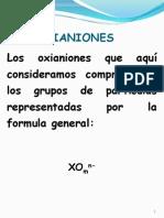 OXIANIONES 97