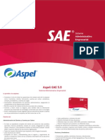 Folleto Aspel SAE