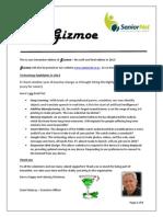 SeniorNet Federation Newsletter Dec 2013