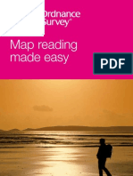 Map Reading Made Easy