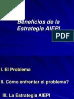 Beneficios de La Estrategia Aiepi