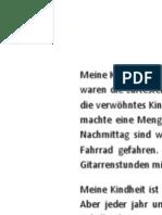 Alemán I - Final Workshop