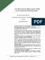 García Picazo, Paloma - Sobre el Método en las Relaciones Internacionales