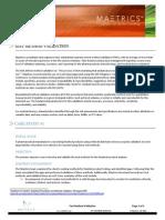 Test Method Validation Case Study