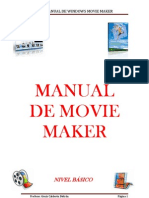 Manual de Movie Maker