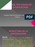 Mitos Del Psicoanalisis en La Educacion