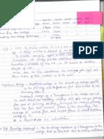 Notes of Sozab Sir on transformer