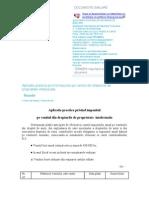 Aplicatie Practica Privind Impozitul Pe Venitul Din Drepturile de Proprietate Intelectuala