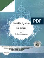 En Family Sysytem in Islam