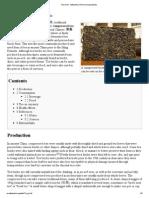 Tea Brick - Wikipedia, The Free Encyclopedia