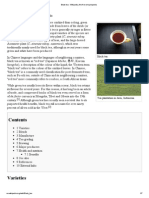 Black Tea - Wikipedia, The Free Encyclopedia