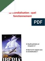 Mondialisation en Fct