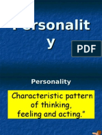 26196124 Personality