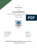 Online Shopping Bca