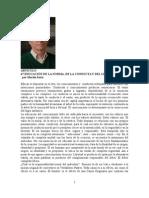 EDUCACIÓN DE LA NORMA, DE LA CONDUCTA Y DEL LENGUAJE