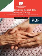 World Alzheimer Report 2013 Executive Summary