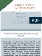 Pembangkit Listrik Tenaga Diesel (Pltd)