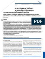 Godin 2013 (Chemical Characteristics Biofuels Potentials Various Plant Biomasses Influence Harvesting Date) BG