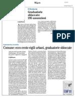 Rassegna Stampa 13.12.2013