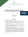 Testo Regolamento Diritto d'Autore