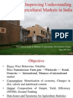 Agricultural marketing - powerpoint presentation