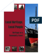 Local heritage, local People (2004)
