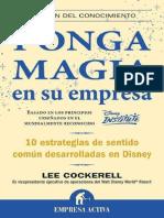 Ponga Magia en Su Empresa