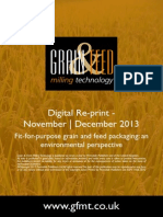 Fit-for-purpose grain and feed packaging