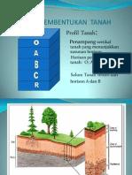 Bab 3 Proses Pembentukan Tanah