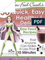 50 Quick Easy  Recipes