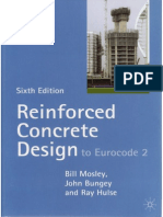 Design of Concrete Structures in EC2