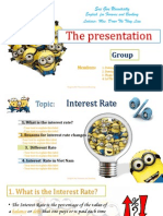 Mau Powerpoint Template Minion