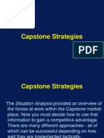 Capstone Strategies