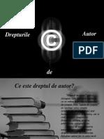drepturile de autor
