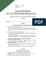Controlo Externo Da Actividade Policial