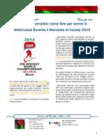 CS Stampa Estera IIHF 2014