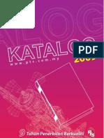 Katalog PTS April 2009