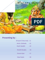 Motivation and Mahabharata Edited