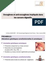 3-2008 Oncogenes Et Antioncogenes Impliques Dans Les Cancers