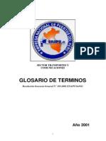 GlosariodeTerminos(enapu 2001)