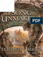 The song of the unmaking