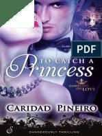 TO CATCH A PRINCESS Romantic Suspense