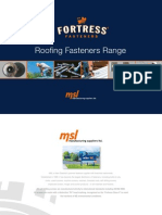3376 Fortress Roofing Catalogue